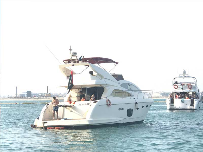 55ft Astonda Yacht